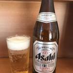 杏杏 - とりあえずはビールよね