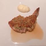ル・マノアール・ダスティン - 大山地鶏のグリエ