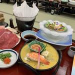 館山寺 サゴーロイヤルホテル - 料理写真: