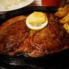 すてーき亭 - 料理写真:大好評1ポンドステーキ