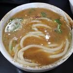 梶原製麺所 - 麺 in スープ