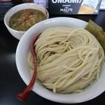 梶原製麺所 - つけ麺(特盛り)