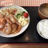 サンジュリアン - 料理写真:しょうが焼き定食