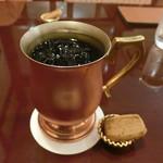 椿屋カフェ - アイスコーヒー