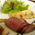 ラガッツァ - 前菜