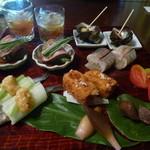 94174566 - 季節を巡る旬の食材を存分に愉しむ前菜
