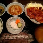 94175019 - B 岩手ハーブ豚ロースト生姜風味オーブン焼