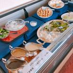 シャトレーゼ C.C.マサリカップ レストラン -