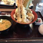 天ぷら海鮮いっ福神戸北店 -