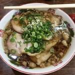 尾道ラーメン 一丁 - チャーシュー麺