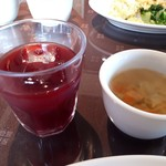Taverna ViVi ficare - ドリンク&スープ