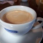 Taverna ViVi ficare - ホットコーヒー