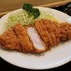 銀座梅林 - 料理写真:とんかつ定食