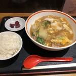とうりえん - タールメン780円白飯付き