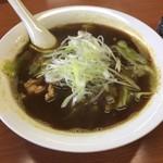 おっきん - 料理写真:カレー麺¥700 by masakun