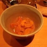 酒肴 みうら - 塩水ウニ