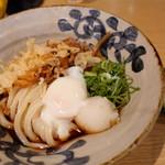 本町製麺所 天 - ぶっかけ