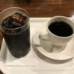 レッドリバー - コーヒー ※どちらも220円(税込)