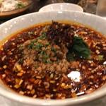 ろぉしゃん - サンラータン麺