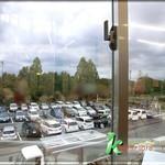 花の食品館 - レストラン脇駐車場