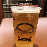 オレンジフェリー - 生ビール