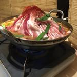 お肉で宴会 -