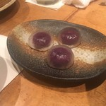 福の花 - 水饅頭