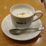 ドトールコーヒーショップ  - 和栗のラテ
