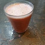 クレオパトラ - トマトとグレープフルーツのジュース