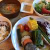 はっぱや神戸野菜ごはん