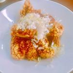 味かね - 鶏の唐揚げ
