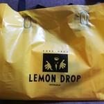 レモンドロップ - ショップの袋