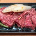 牛将 - 2018.10 上カルビ(1,500円)