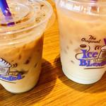 コーヒー ビーン & ティー リーフ - どちらも牛乳をたっぷり加えて♡