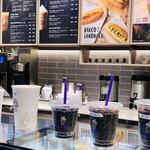 コーヒー ビーン & ティー リーフ - カップサイズを選ぶ  & メニュー