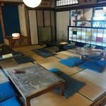 カフェ茶屋 珈夢 - 店内
