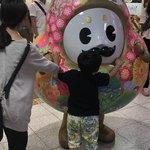 キッチンABC - TOBUの地下には石川県?のゆるキャラ登場。