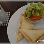 アーチ カフェ - ホットサンド