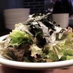 ヤキニク甲 - チョレギサラダ¥590