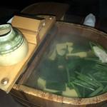 Tousuirou - おぼろ湯豆腐(2,664円)