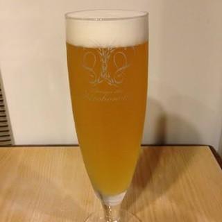 ビール好きを虜に。キメ細かいクリーミーなビール【白穂乃香】