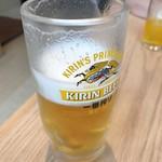 伊豆太郎 - 生ビール