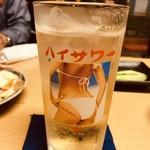 紅葉屋 - ハイッピーレモンビアテイスト
