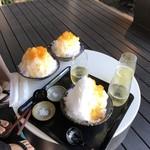 星野リゾート 界 熱海 - かき氷(無料)