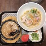 94217273 - 鶏ドロつけ麺 950円