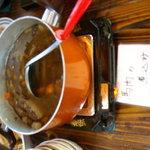 焼肉水源 - 馬肉の煮込み