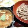 為治郎 - 料理写真:鴨のつけ蕎麦