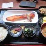 もんきち - 鮭西京焼