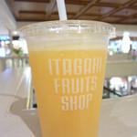フルーツ・フル - ドリンク写真:パッションオレンジ