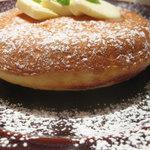 モクオラ ディキシー ダイナー - 分厚いパンケーキ